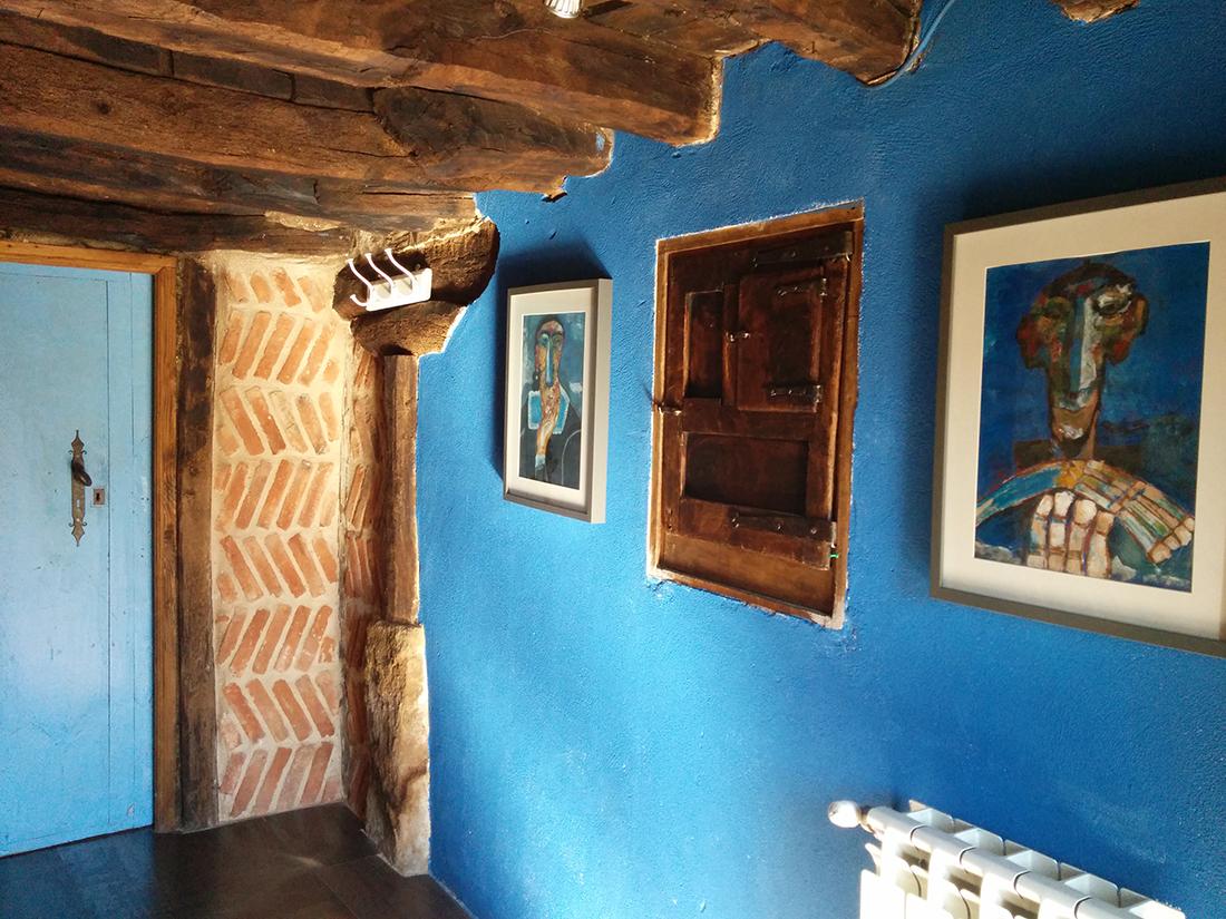 Valrural argilo capacidad 4 dormitorios 8 11 personas - Casas rurales montana palentina ...